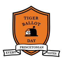 Tiger Ballot Day Logo